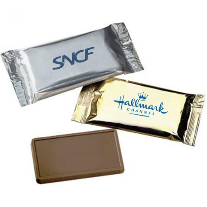 1 Oz Custom Wrapped Chocolate Bars