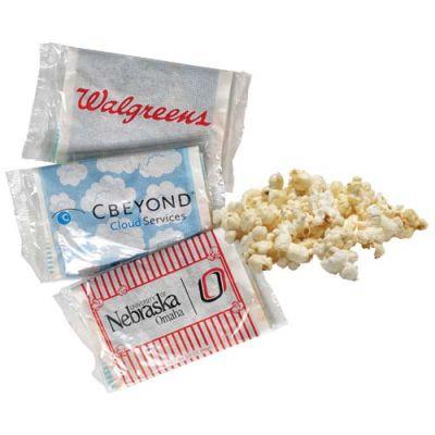 Custom Imprinted Microwave Popcorn Bags