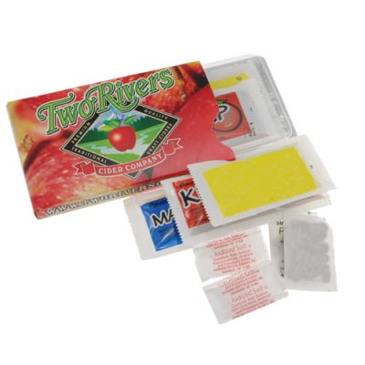 Custom Printed FlavorElope Condiments
