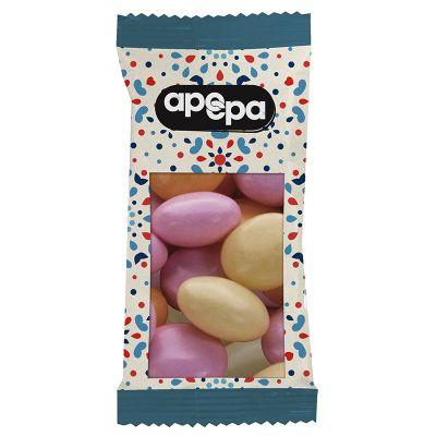 Custom Imprinted Zagasnacks™ Snack Pack Bags - Mentos Assorted Fruit