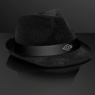 1924d79f4 Custom Printed Snazzy Fedora Hats