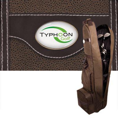 Custom Logo Imprinted Golf Travel Bags