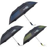 Customized Slazenger 58 Inch Arc Vented Auto Open Folding Golf Umbrellas