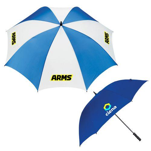 62 Inch Arc Tour Golf Umbrellas