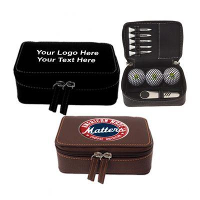 Promotional Wilson Ultra 500 Zippered Golf Gift Kit
