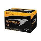 Custom Printed Callaway Warbird 2.0 Golf Balls