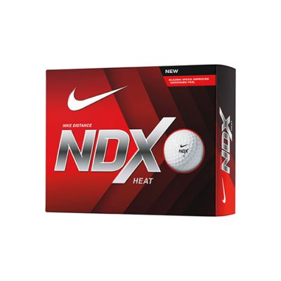 Promotional Nike NDX Heat Golf Ball Std Serv