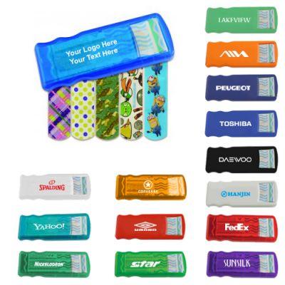 Customized Bandage Dispenser with Pattern Bandages