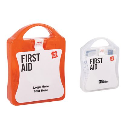 Custom Imprinted MyKit 21-Piece First Aid Kits