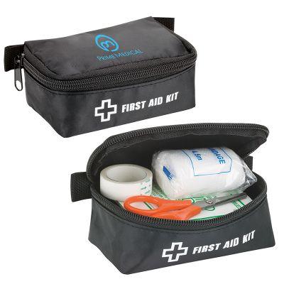 Custom Printed Sauver 21 Piece First Aid Kits