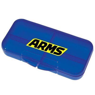 Custom Imprinted Rectangular Shape Pill Holders
