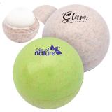 Custom Imprinted Harvest Lip Moisturizer Balls