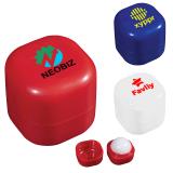 Custom Printed Lip Moisturizer Cubes