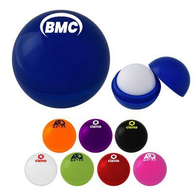 Promotional Lip Moisturizer Balls