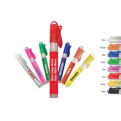 Custom Imprinted 10 ml Sunscreen Spray Pens