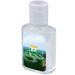 0.5 Oz Custom Printed Hand Sanitizer Gels