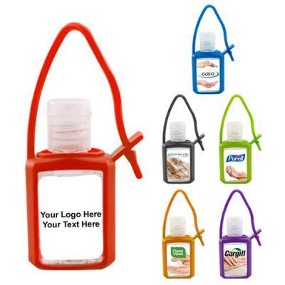 0.5 Promotional Hand Sanitizer Gels - 6 Colors