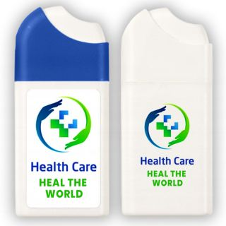 0.67 Oz Custom Imprinted Misting Hand Sanitizer Spray