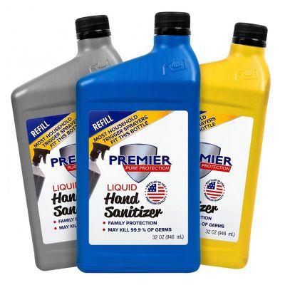 32 Oz Premier Pure Hand Sanitizers