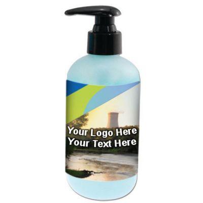 8 Oz Promotional Hand Sanitizer Gel Pump Bottles