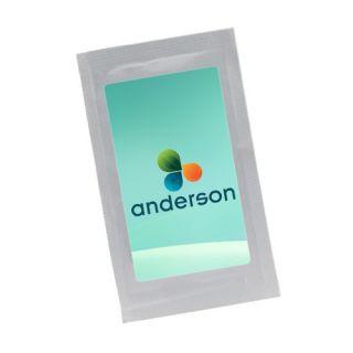Custom Printed Individual Sanitizer Wipes In Sealed Pack