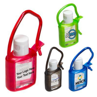 Promotional Cool Clip Hand Sanitizer - 4 Colors