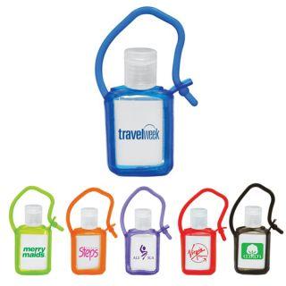 Promotional Logo Tag Along Gel Hand Sanitizers