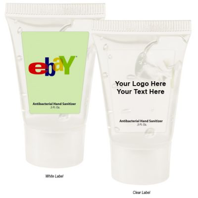 Custom Printed .5 Oz Hand Sanitizer Tubes