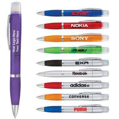 Custom Printed Nash Pen-Hand Sanitizers