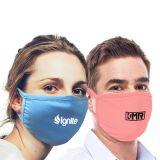 Custom Printed Reusable Cotton Face Masks
