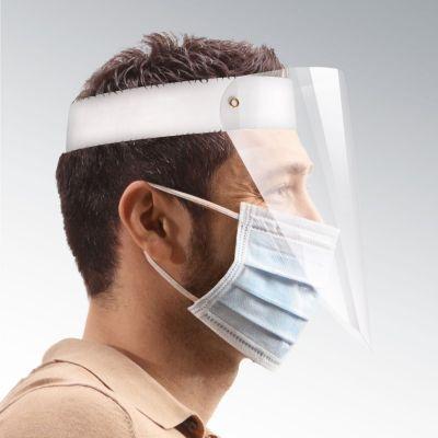 Compact Plastic Face Shields
