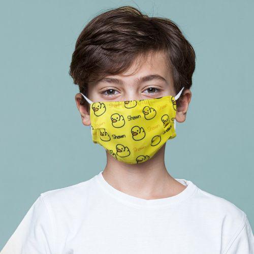 Anti-Bacterial Children Face Masks