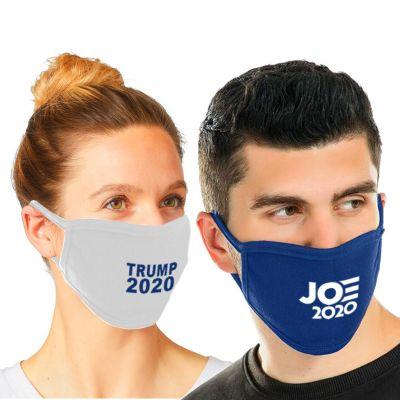 Custom Printed Cotton Reusable Face Masks