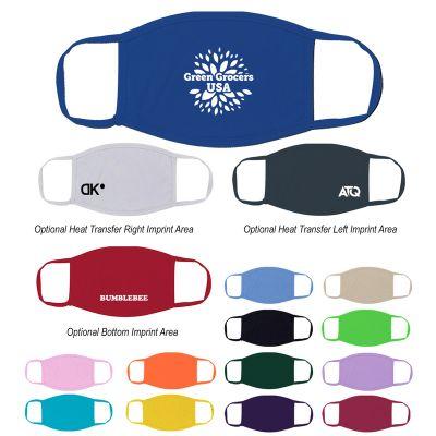 Custom Printed Reusable 4 Layer Cotton Masks