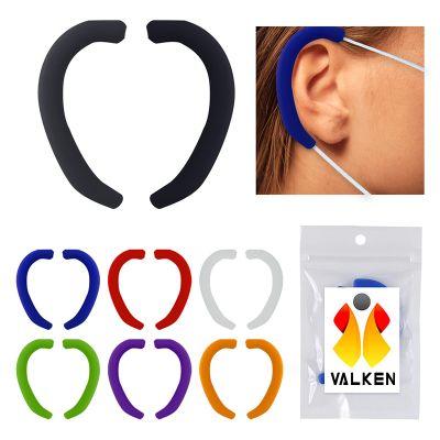 Custom Printed Ear Loop Protectors In Pouch
