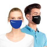 Custom Printed Standard Flat Cotton Face Masks...