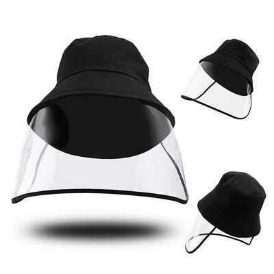 Hat Helmet Full Face Protection Plastic Shields