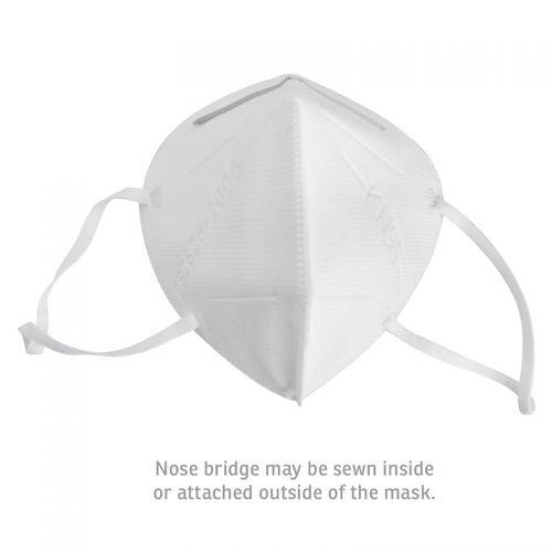 KN95 Filtering 4-Ply Respirator Masks