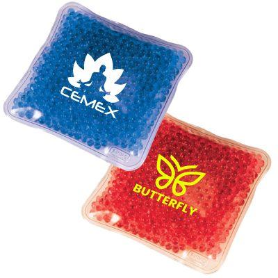 Custom Imprinted Mini Square Gel Hot/Cold Pack