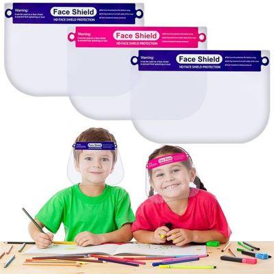 PPE Kids Face Shields