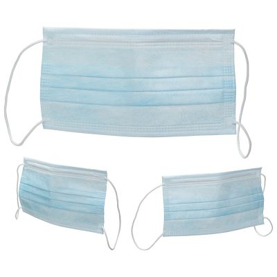 Standard Medical 3-Ply Face Masks