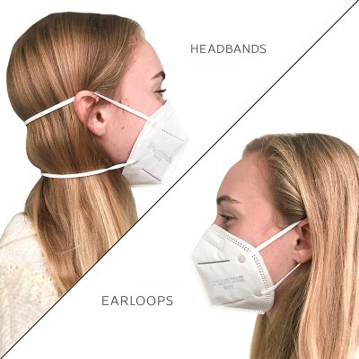 USA Made Disposable N95 Filtration Masks
