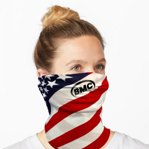 18 Inch American Flag Bandanas