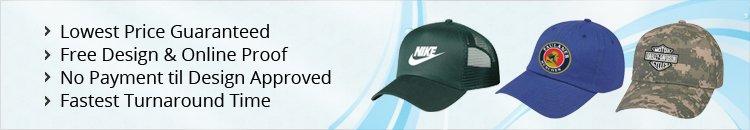 Custom Hats & Caps