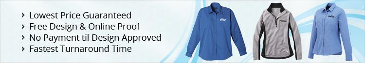 Custom Long Sleeve Dress Shirts