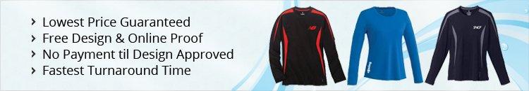 Custom Long Sleeve T-Shirts