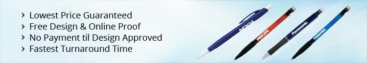 Custom Mechanical Pencils