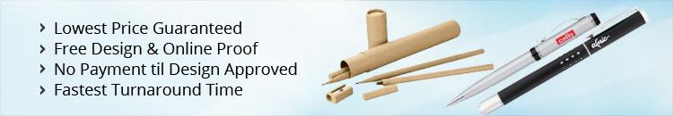 Custom Pen & Pencil Sets