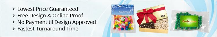 Custom Soft Candy & Gummies