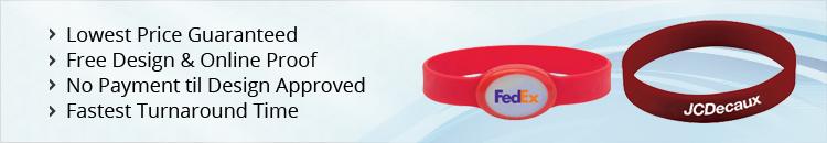 Custom Team Bracelets